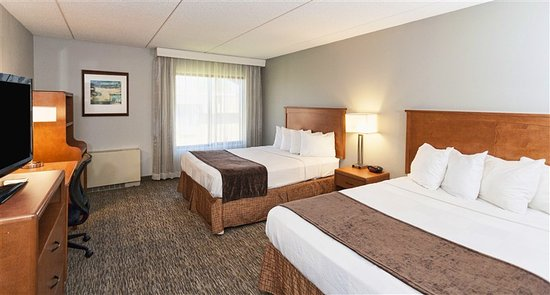 Best Western Bridgeview Hotel: Guest Room