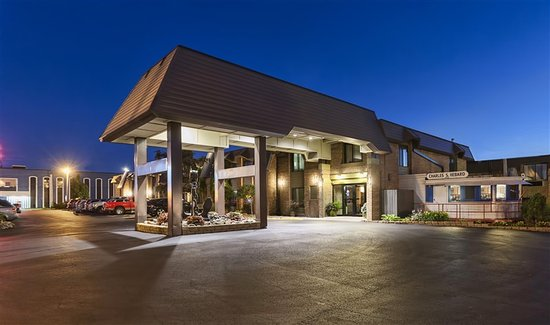 Best Western Bridgeview Hotel: Welcome to the Bridgeview