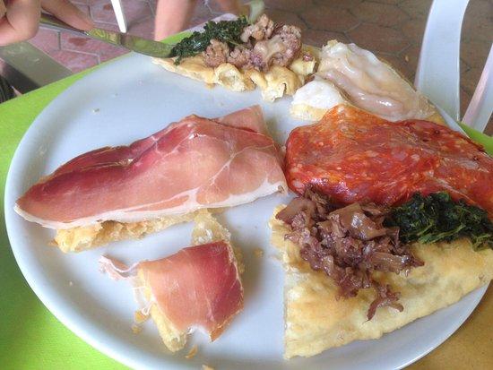 Ponzano Romano, Italien: Ristorante Le Prim'ARE
