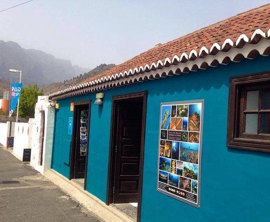 Casa de Buceo - duikhuis La Palma