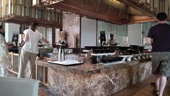 Hyatt Amritsar: Buffet colazione
