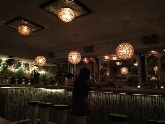 Photo of Restaurant Mother of Pearl at 95 Avenue A, New York City, NY 10009, United States