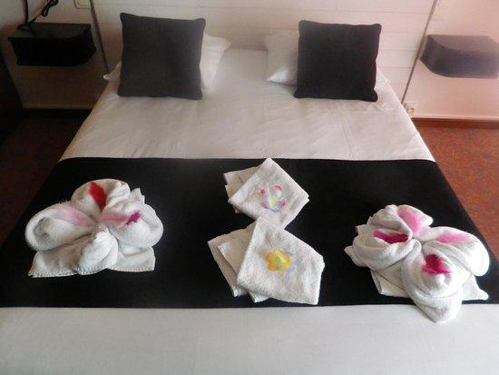 Roc Hotel: chambre double