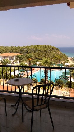 Aristoteles Beach Hotel ภาพถ่าย