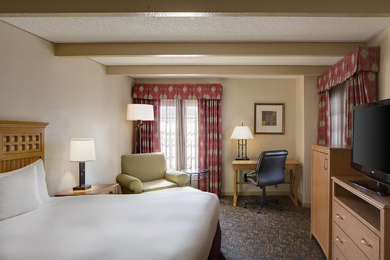 DoubleTree by Hilton Hotel San Antonio Airport: Standard King
