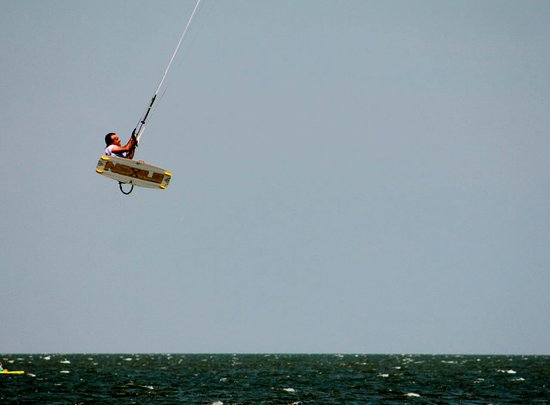 Kite Club Hatteras: Spent most days at Kite Point great location.