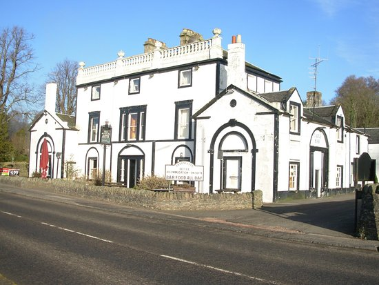 Rhu, UK: Ardencaple Hotel