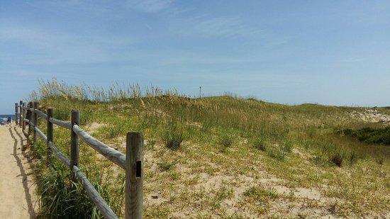 Sandbridge Beach: Superbe et tranquille