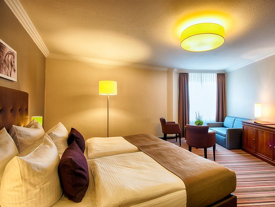 Leonardo Hotel Hamburg-Stillhorn : Superior Room
