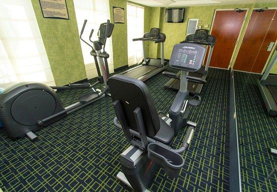 Apodaca, เม็กซิโก: Fitness Center - Cardio Equipment