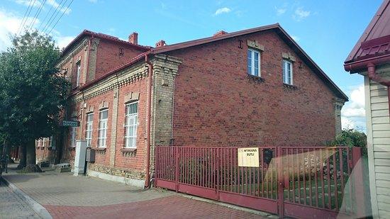 Suprasl, Polonya: Budynek