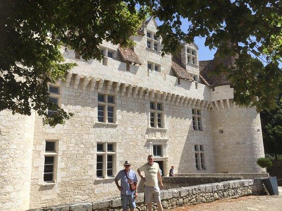 Aquitanien, Frankreich: Château de Monbazillac