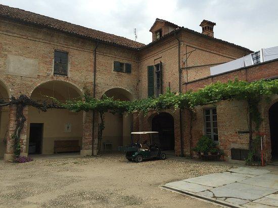 San Martino Alfieri, Ιταλία: Cour intérieure