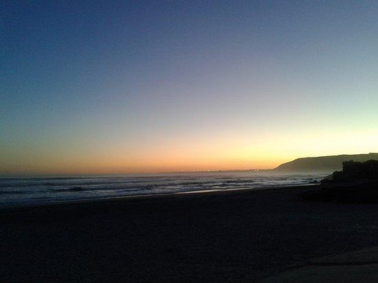 Hermanus, Sudáfrica: Sunset 8/8/2016
