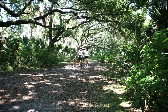 Port Saint Lucie, FL: Oak Hammock Park Trails, Boat Ramp, Picnic Areas, Kids Play Area Too