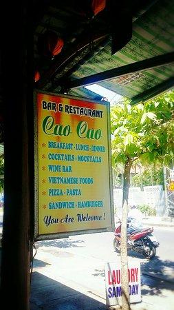 Cao Cao Grasshopper Bar and Restaurant : 20160731_143316_mh1469947473698_large.jpg
