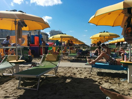 IMG_20160811_163515_large.jpg - Picture of Bagni Rina 99, Riccione ...