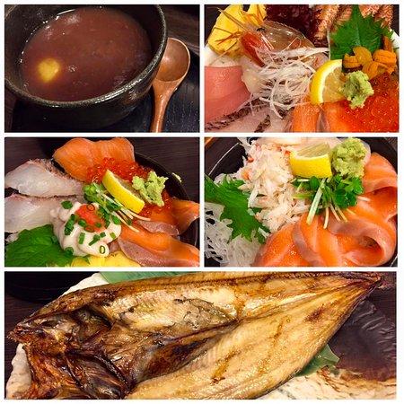 Donburichaya (Sapporo Shin-Nijoichiba): Donburi Breakfast