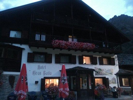 Foto de Hotel Gran Baita