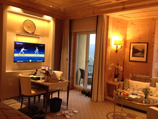 Kulm Hotel St. Moritz: photo6.jpg