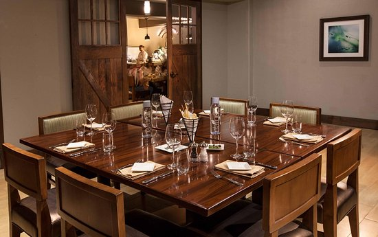 Concord, Californië: Private Dining at our Restaurant