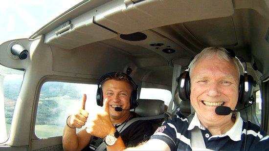 Pilotem na zkousku