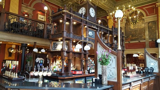 The Old Bank of England Pub