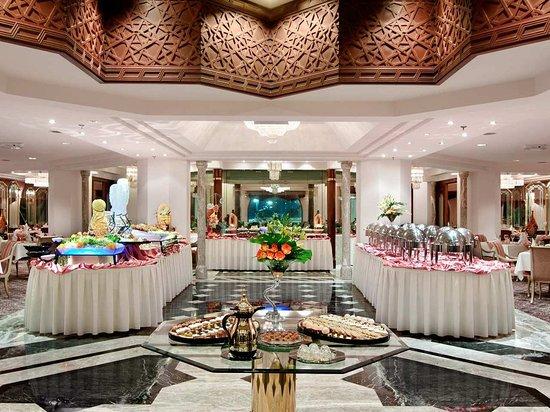 麥加希爾頓酒店照片