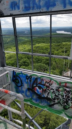 Mt. Ninham Fire Tower