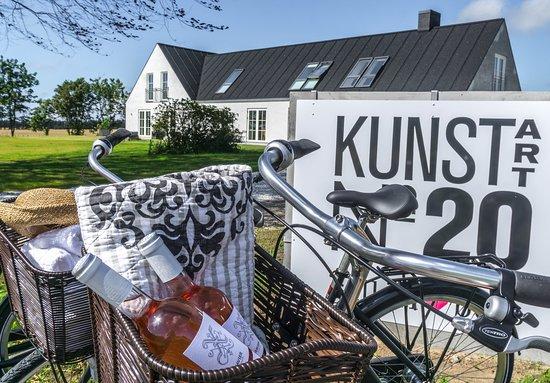 Saltum, Dinamarca: cykler