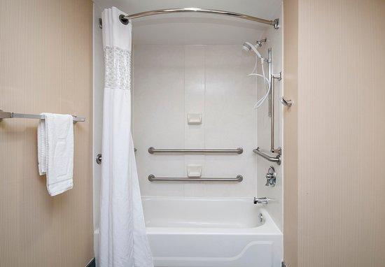 Travelers Rest, Carolina Selatan: Accessible Bath Tub