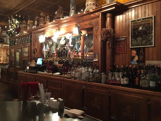 Bay City, MI: Stunning bar