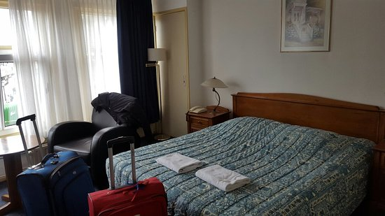 Hotel Prins Hendrik: No me gustó