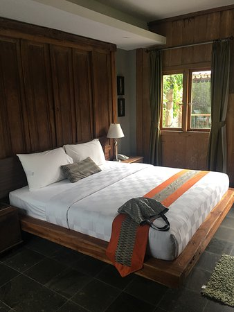 A very nice boutique hotel in Solo