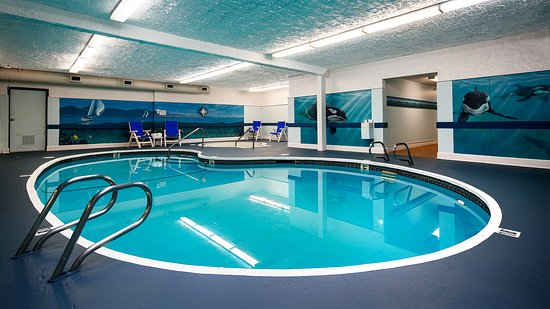Best Western The Westerly Hotel: Indoor Pool