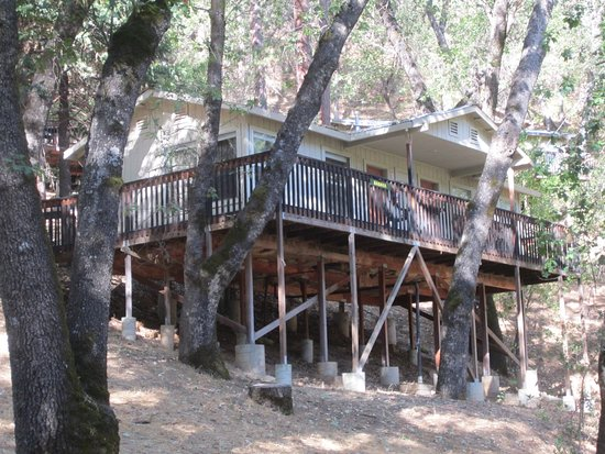 Midpines, Καλιφόρνια: one of the cabins