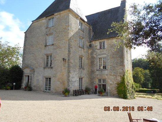 Sache, Γαλλία: Chateau Saché