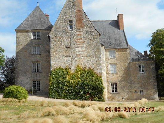 Sache, Francia: Chateau Saché