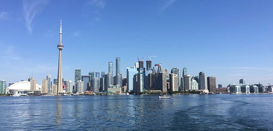 Image result for toronto view from island