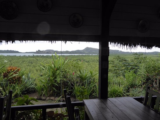 La Table d'Alexandre: View of Sakatia Island