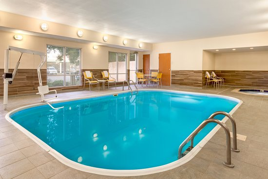 Fairfield Inn & Suites Abilene: Indoor Pool
