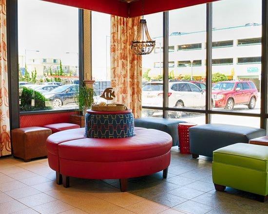 The Oceanfront Inn Lobby 2016
