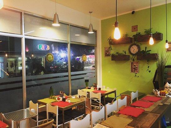 San Rafael de Escazu, Costa Rica: Mastranto Cafe