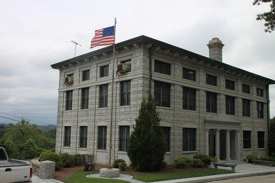 North Carolina Granite Quarry: NCGCu0027s Office Headquarters