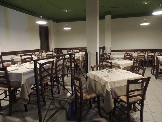 Comerio, Italien: Pizzeria Daniele