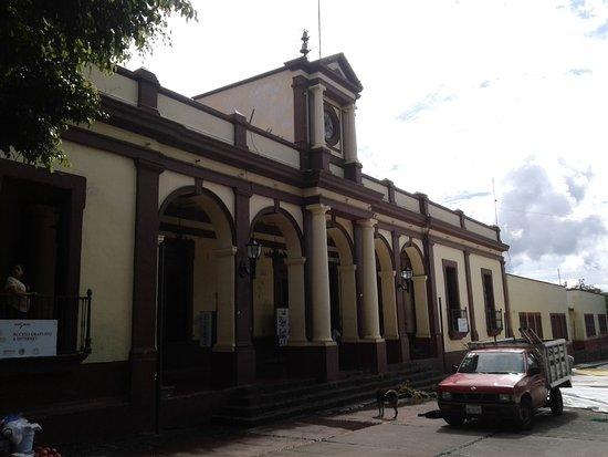 Tepoztlan, Mexico: Palacio Municipal