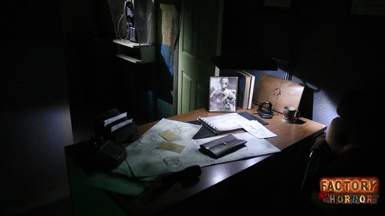 Berger, MO: Inside the haunt