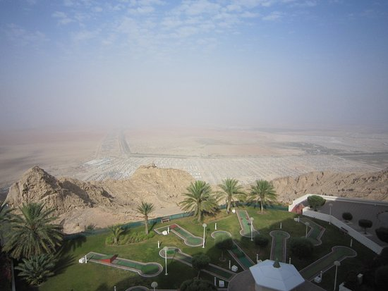 Mercure Grand Jebel Hafeet Al Ain Picture