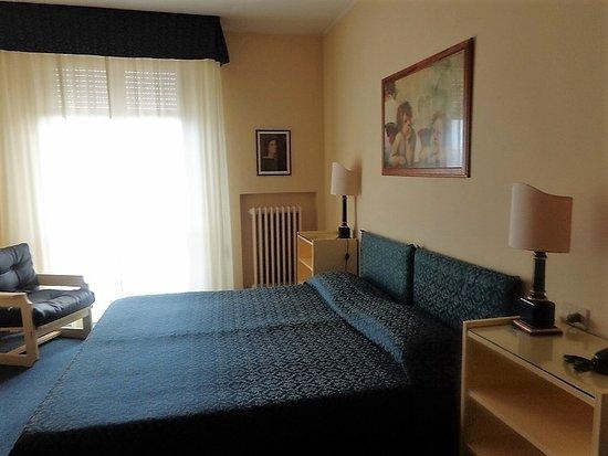 Hotel & Residence dei Duchi: La camera