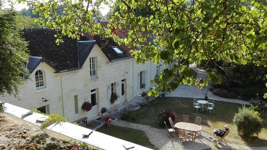 Saint-Julien-de-Chedon, Frankrike: Jardin de CANAAN